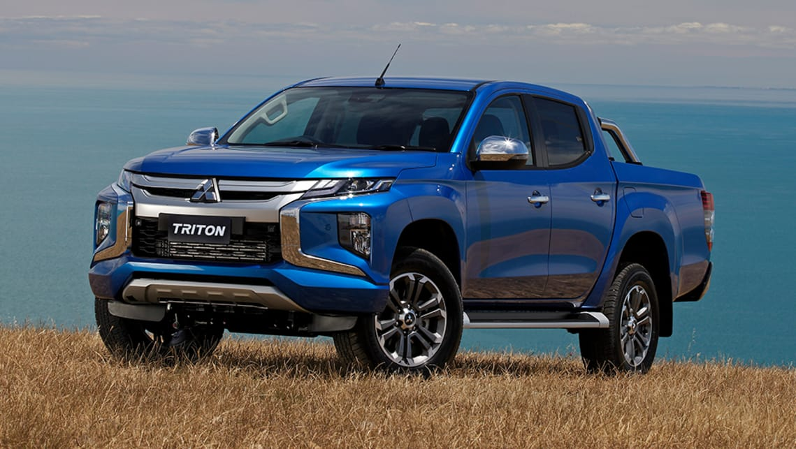 Mitsubishi Triton 2019 Pricing And Specs Confirmed Car News Carsguide
