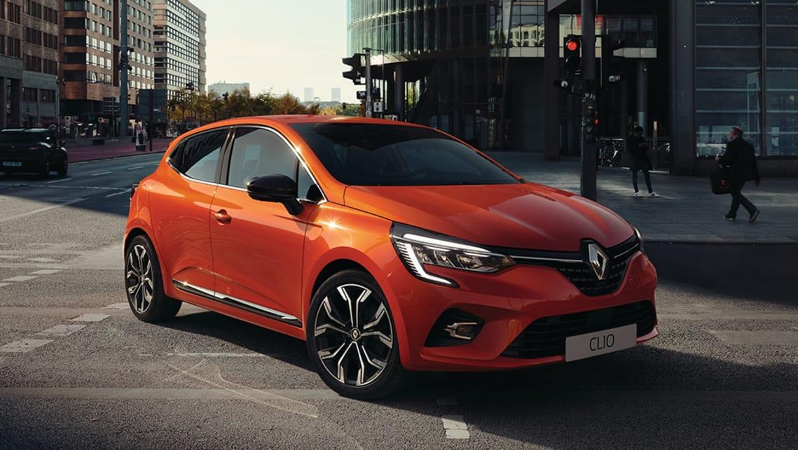 Renault Clio 2020 No Hybrid For Australia Car News Carsguide