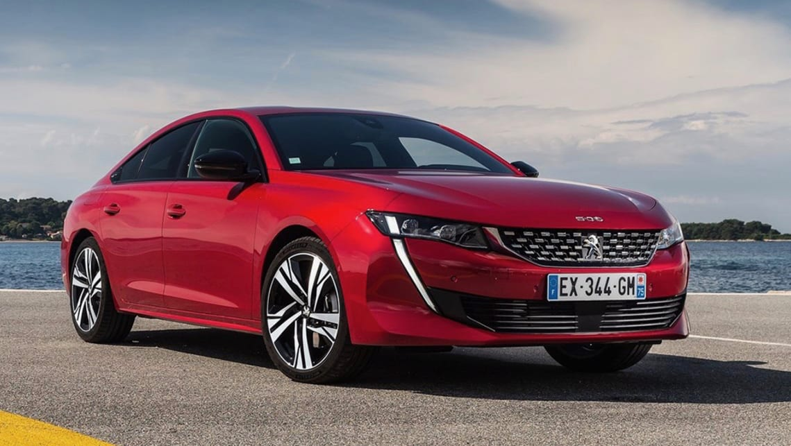 Peugeot's design and product renaissance continues with the new 508.