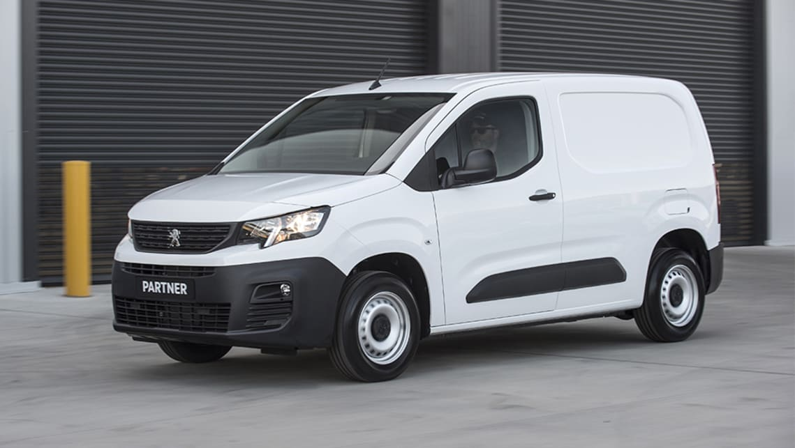 Peugoet Partner 2020 Pricing And Spec Light Commercial Van Sports Active Safety As Standard Car News Carsguide