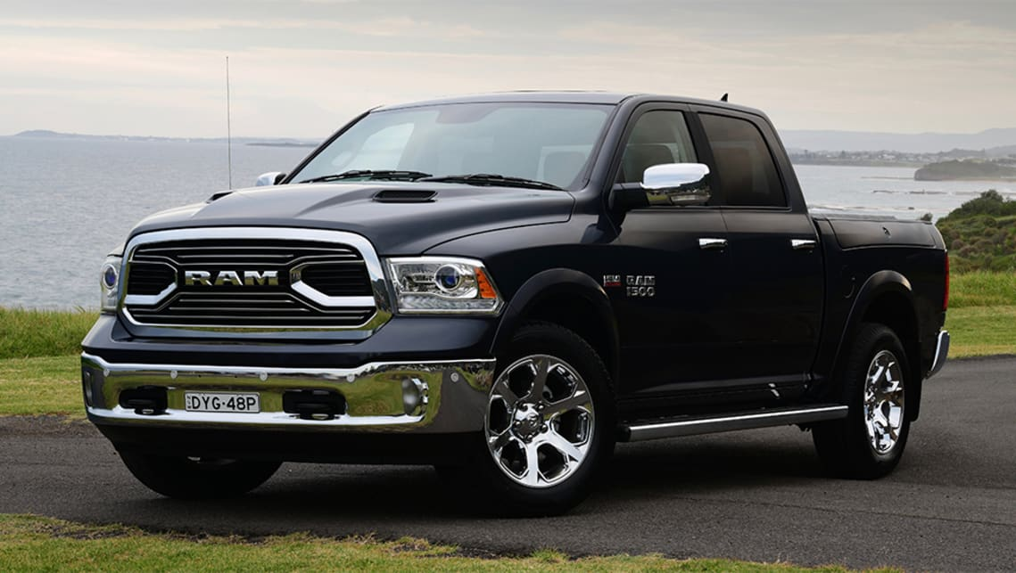 Ram 1500 2019 Pricing And Specs Confirmed Car News Carsguide