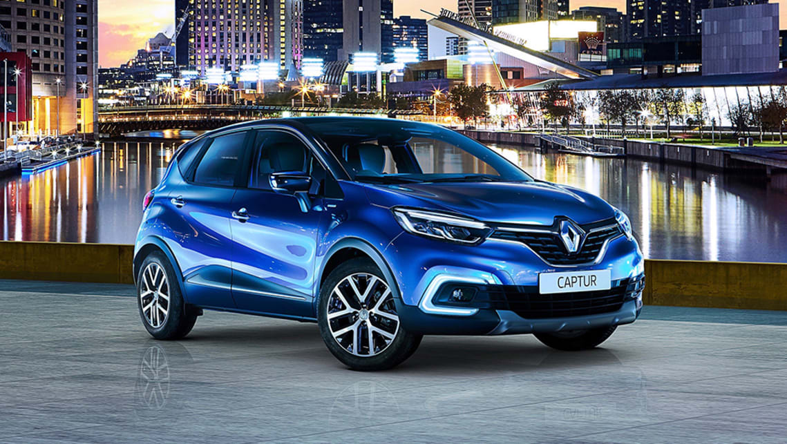 Renault Captur 2019 Pricing And Spec Confirmed Car News Carsguide