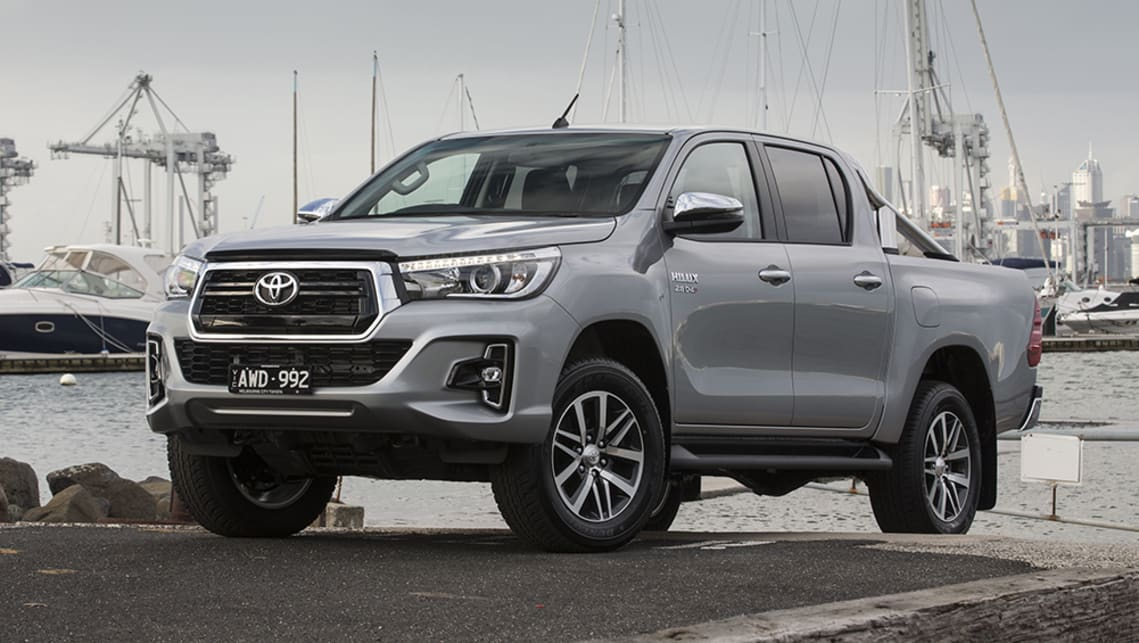 Toyota Hilux 2020 Model, Concept, Facelift, Interior >> Toyota Hilux 2020 Upgrades Announced Car News Carsguide