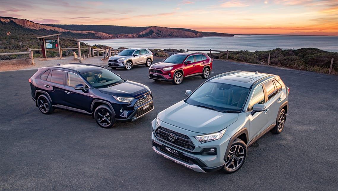 2018 Toyota RAV4 Adventure: Specs, Design, Price >> Toyota Rav4 2019 Pricing And Specs Confirmed Car News