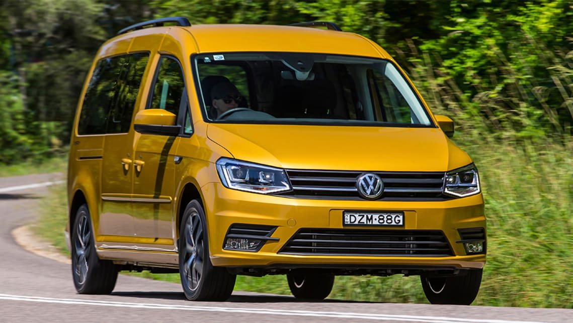 Volkswagen Australia has announced pricing and specifications for the Caddy Beach, which adds camping gear to the Caddy van.