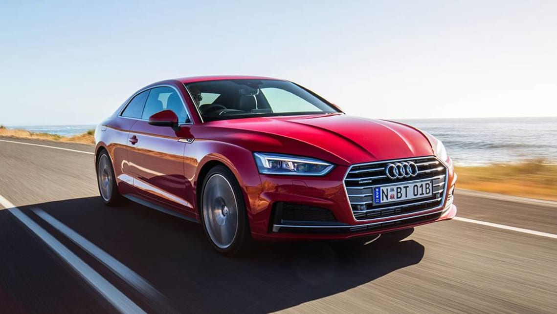 Audi A5 2019 Pricing And Specs Revealed Car News Carsguide