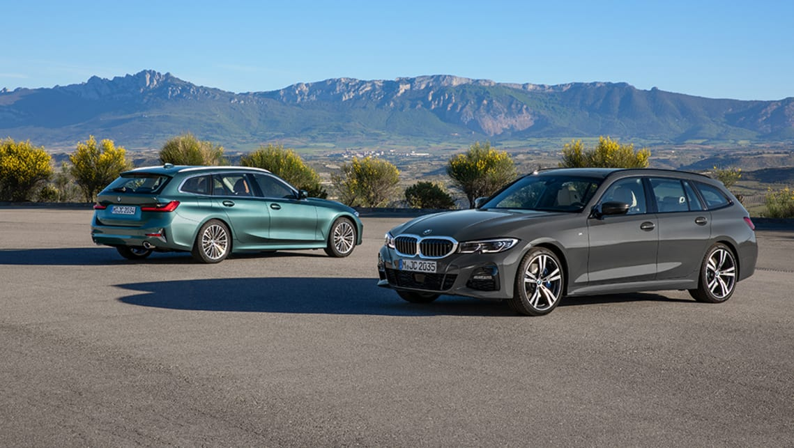 bmw 3 series touring 2020 pricing and spec confirmed  car