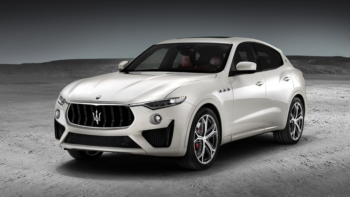 Maserati Levante V8 Models On Sale Now But There S A Catch Car News Carsguide