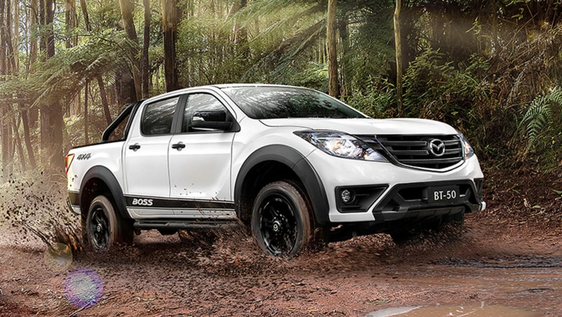 2019 Mazda BT-50 USA Release, Price, Specs, And Changes >> Mazda Bt 50 Boss New Top Spec Dual Cab Is Here To Battle The Ford
