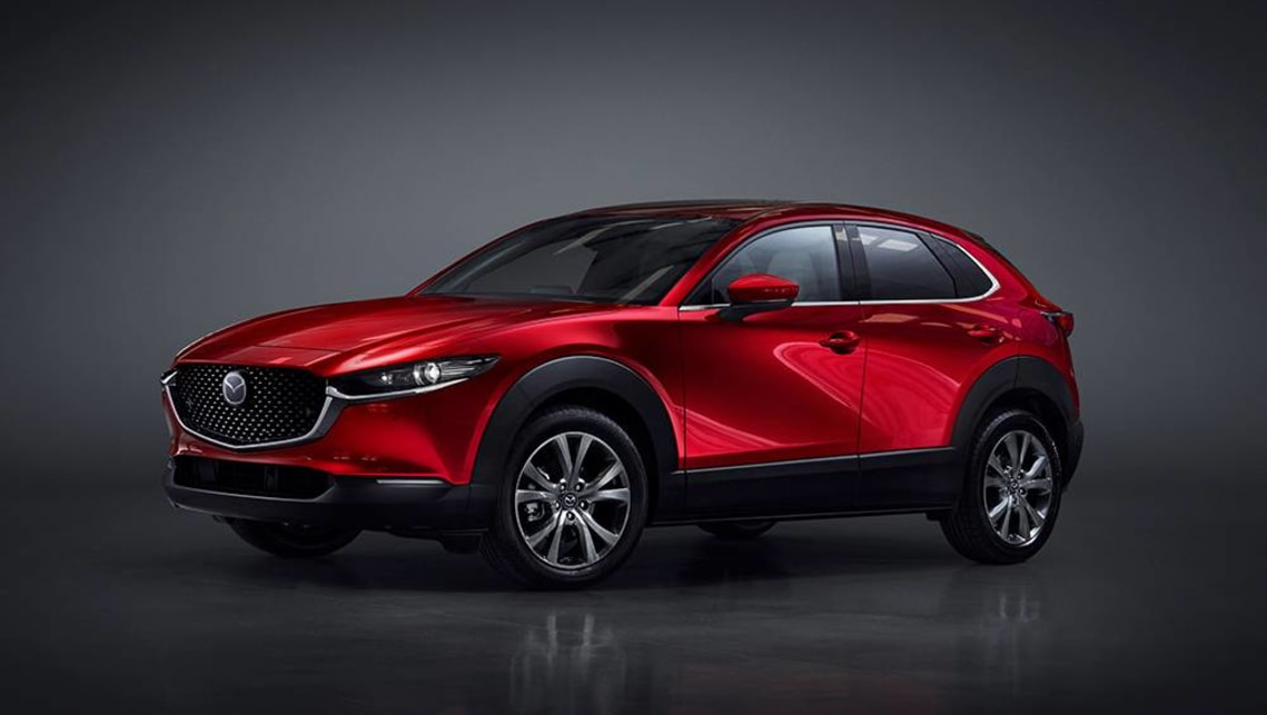 "The Mazda CX-30 will fill the ""Goldilocks"" gap between the smaller CX-3 and the mid-size CX-5."