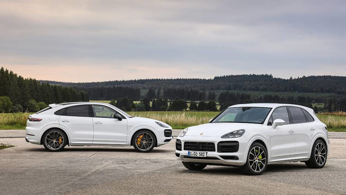 Porsche Cayenne 2020 Pricing And Spec Confirmed Plug In High Performance Large Suv Locked In Car News Carsguide