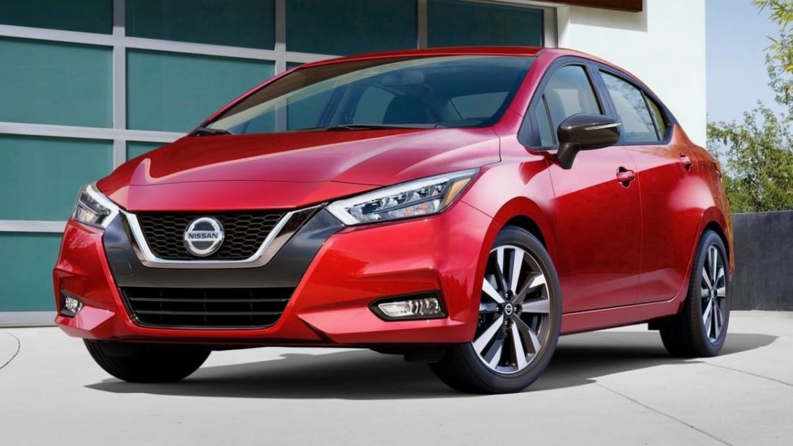Nissan Australia rejects new Versa sedan - Car News ...