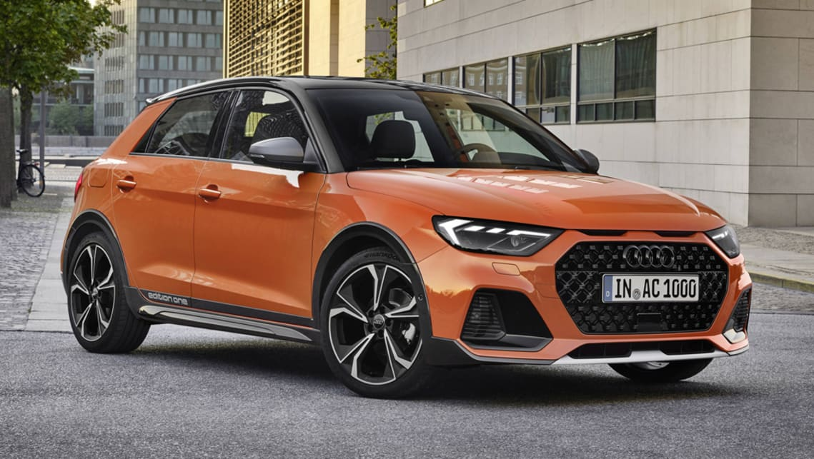 Audi A1 Citycarver 2020 Uncovered Australian Introduction Under Study Carsguide