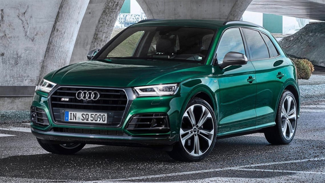 2020 Audi Q5: Plug-in Hybrid, Changes, Release >> Audi Sq5 Tdi 2020 Confirmed For Australia Car News Carsguide