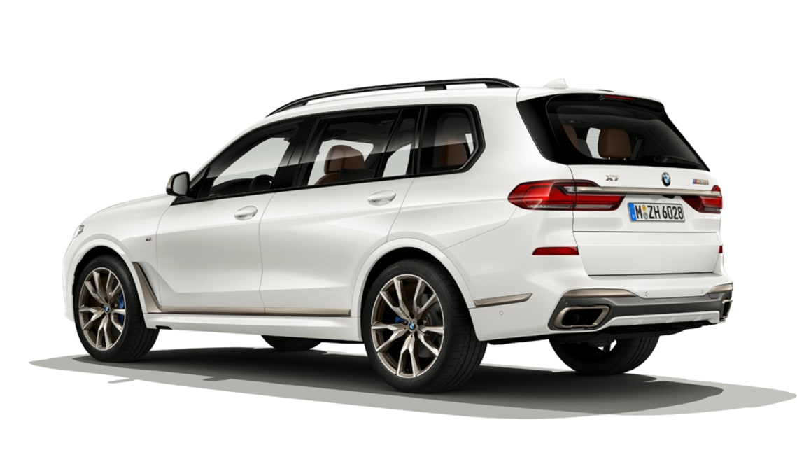 Bmw X7 2020 Pricing And Spec Confirmed Petrol V8 Power Comes To Luxurious Seven Seater Car News Carsguide