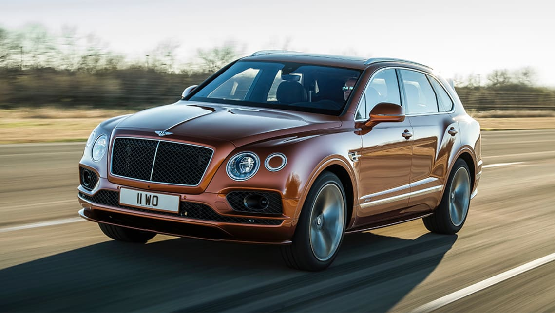 Bentley Bentayga Speed 2019 Claimed As World S Fastest Suv Car News Carsguide