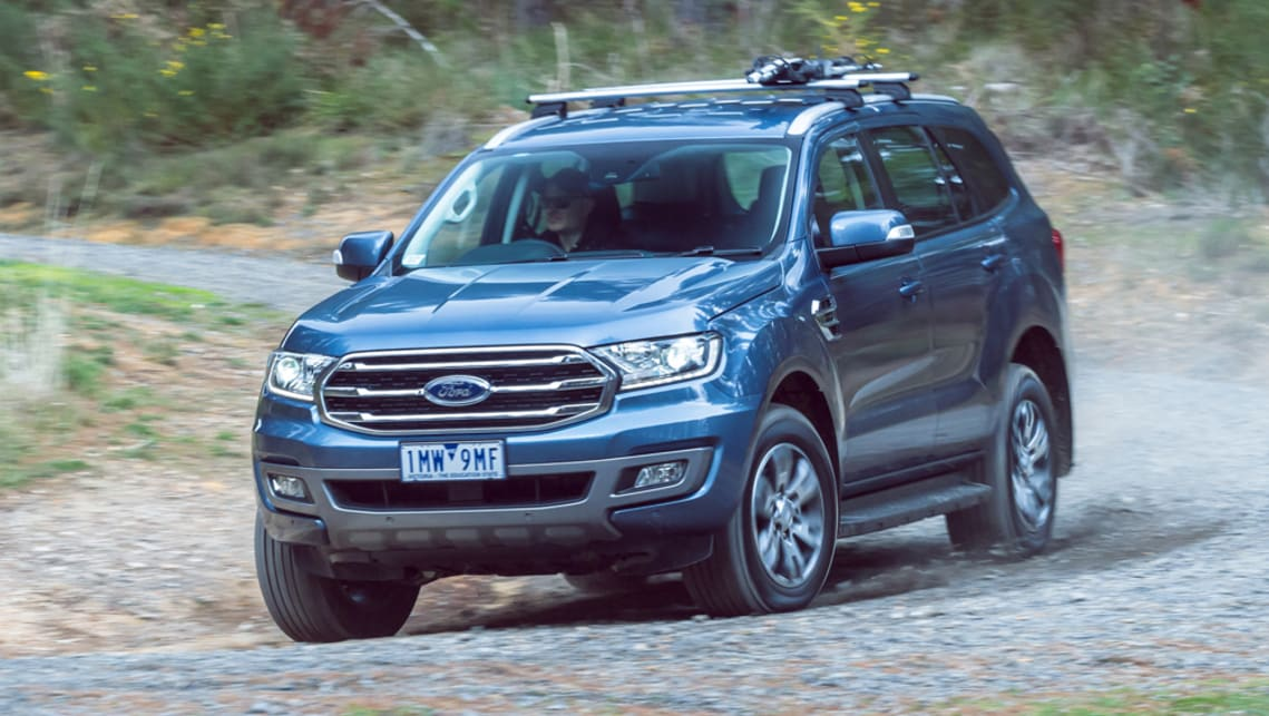 Ford Everest 2020 Pricing And Spec Confirmed Aeb Now