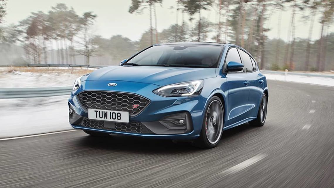Ford has revealed the fourth generation of Focus ST, which now features a 206kW/420Nm 2.3-litre turbo petrol engine.