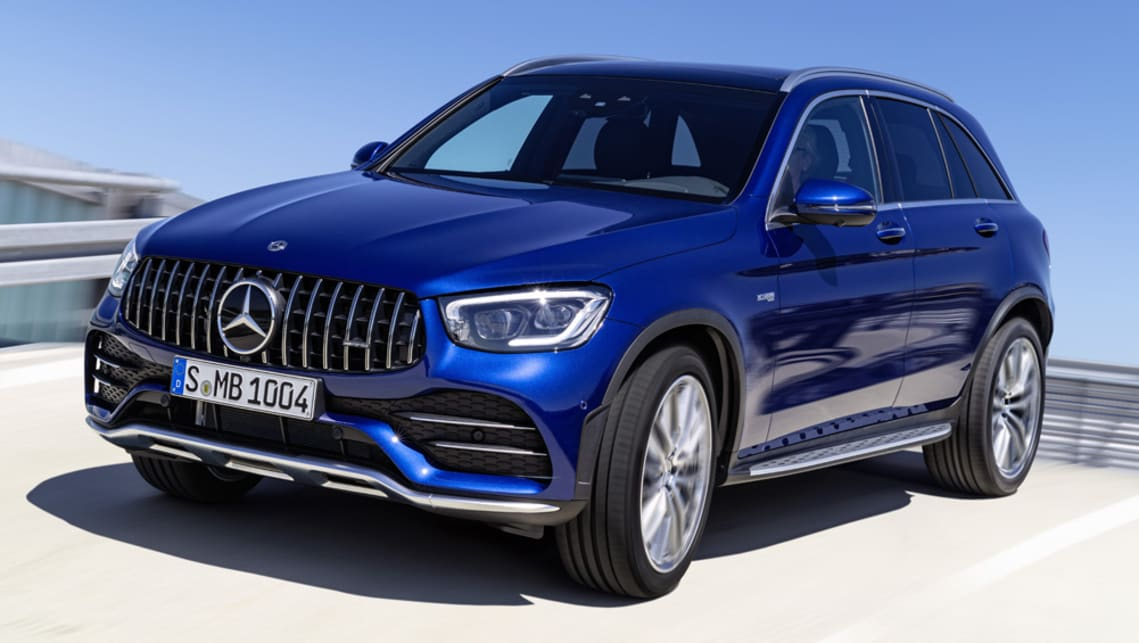 2020 Mercedes-Benz GLC: Update, Changes, More Power, Release >> Mercedes Amg Glc43 2020 Revealed More Power For Mid Size