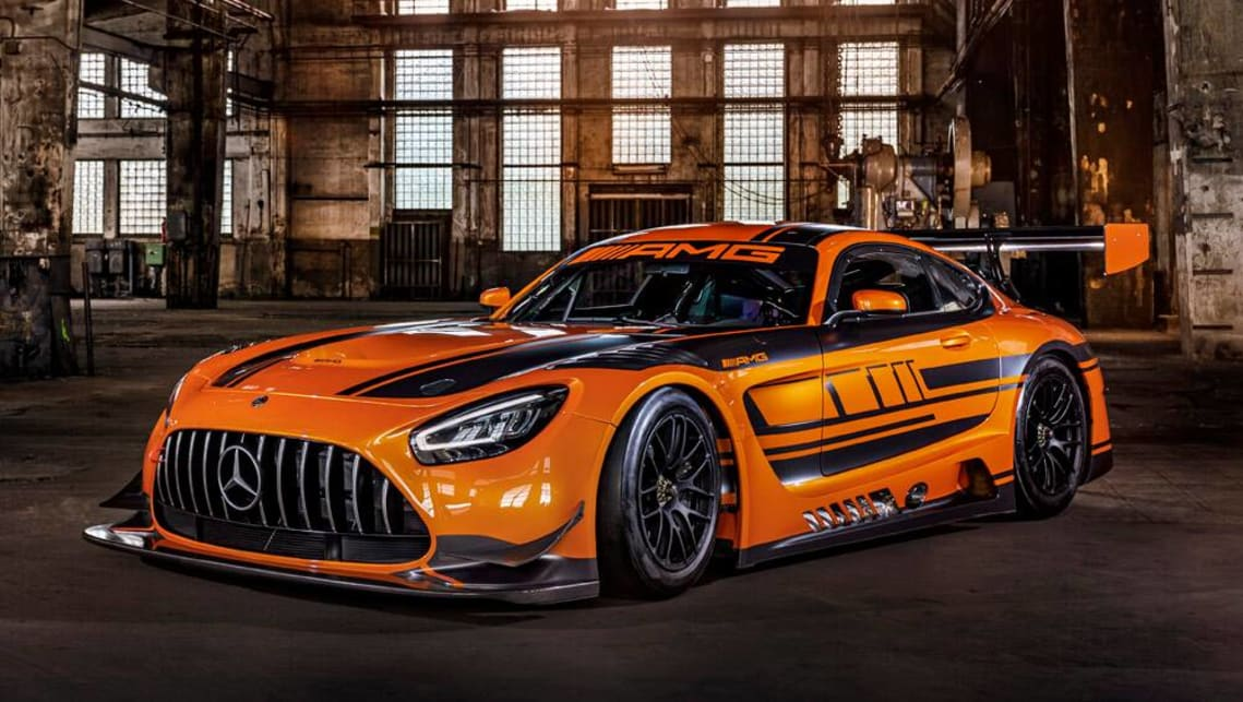 Though changes on the outside of the Mercedes-AMG GT3 are minor, the brand is promising cheaper running costs of the race car.