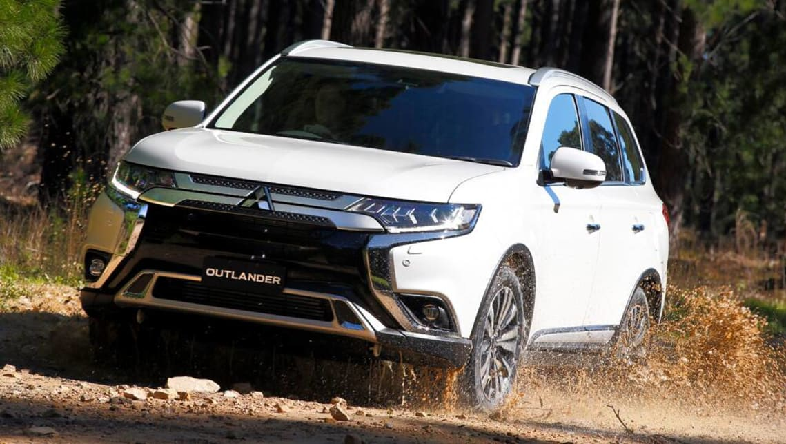 Mitsubishi Outlander 2020 Pricing And Spec Confirmed