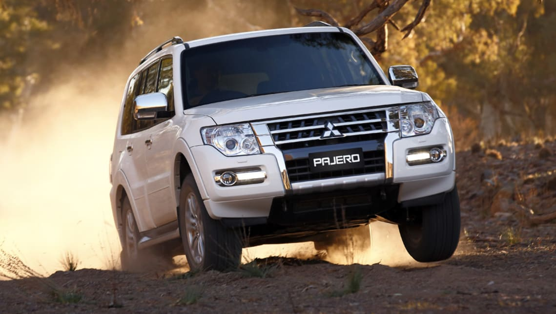2020 Mitsubishi Pajero Redesign And US Release Date >> Mitsubishi Pajero 2020 Pricing And Spec Confirmed Three