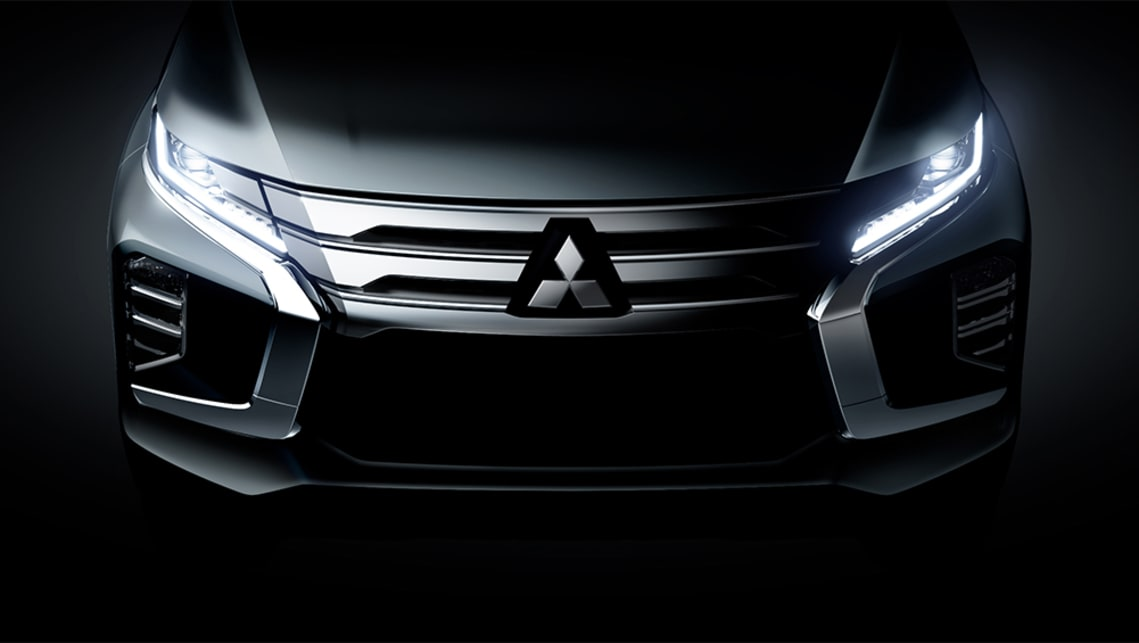 2020 Mitsubishi Pajero Redesign And US Release Date >> Mitsubishi Pajero Sport 2020 To Be Revealed Later This Month
