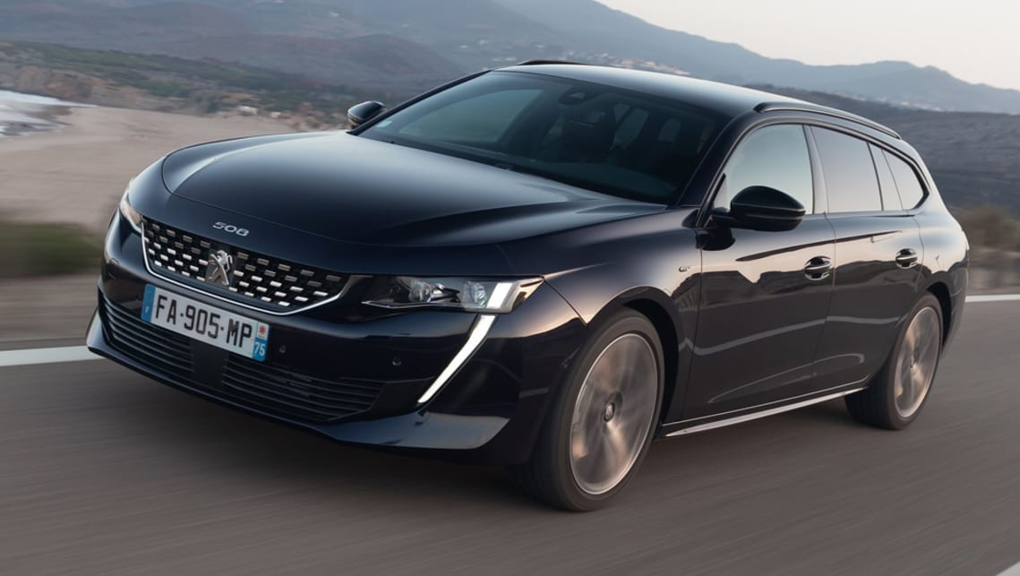 Peugeot 508 Gt Sportwagon 2020 Pricing And Spec Confirmed