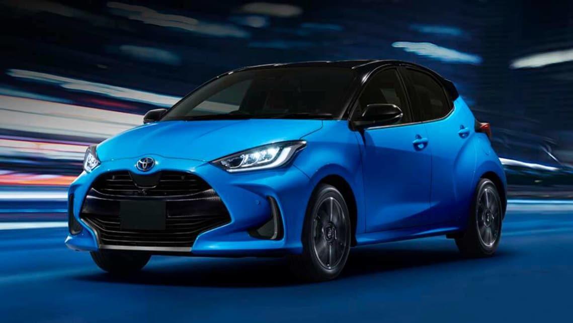 Auto Express Kia >> Toyota Yaris 2020 officially revealed: New light car here in mid-2020 - Car News | CarsGuide