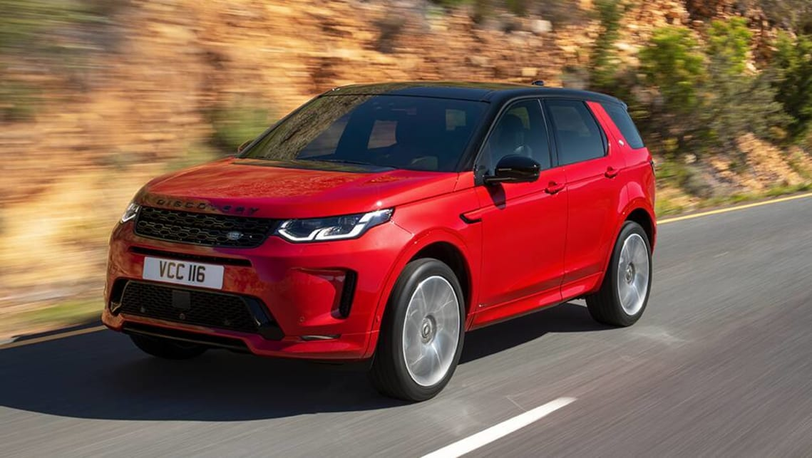 Land Rover Discovery Sport 2020 Pricing And Specs Detailed Car News Carsguide