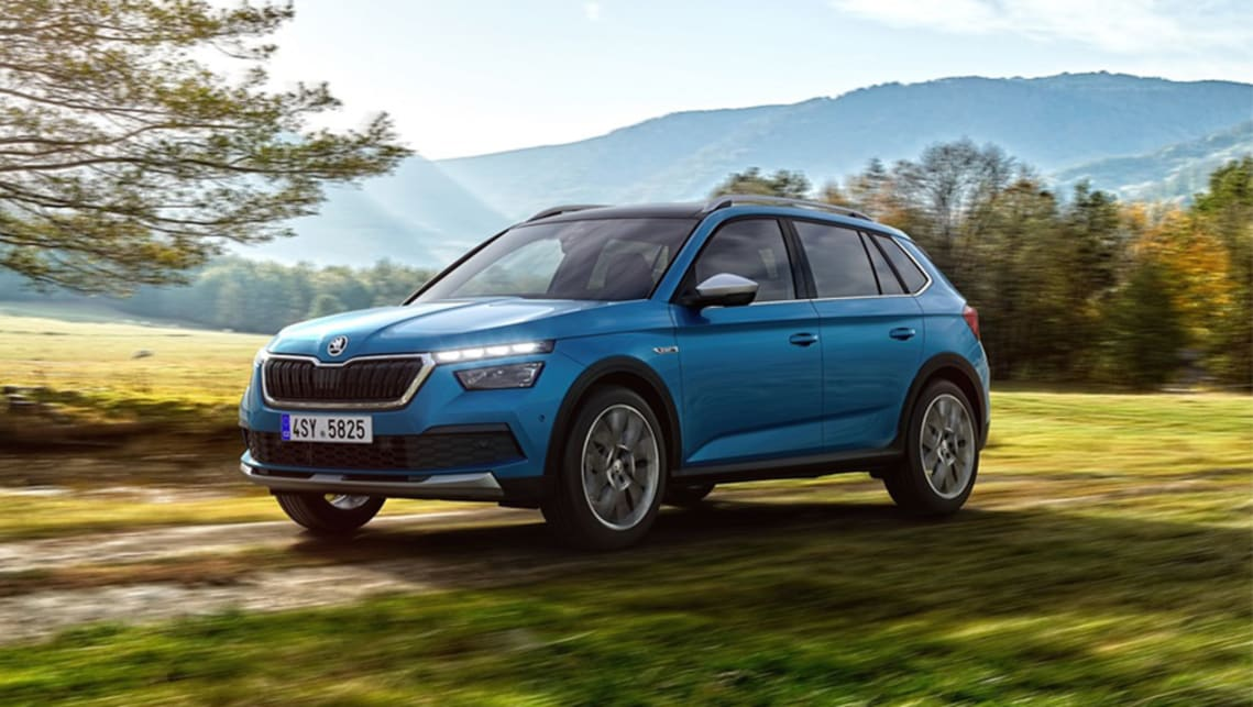 The Skoda Kamiq Scoutline is the first ever model from the brand to bear that name.