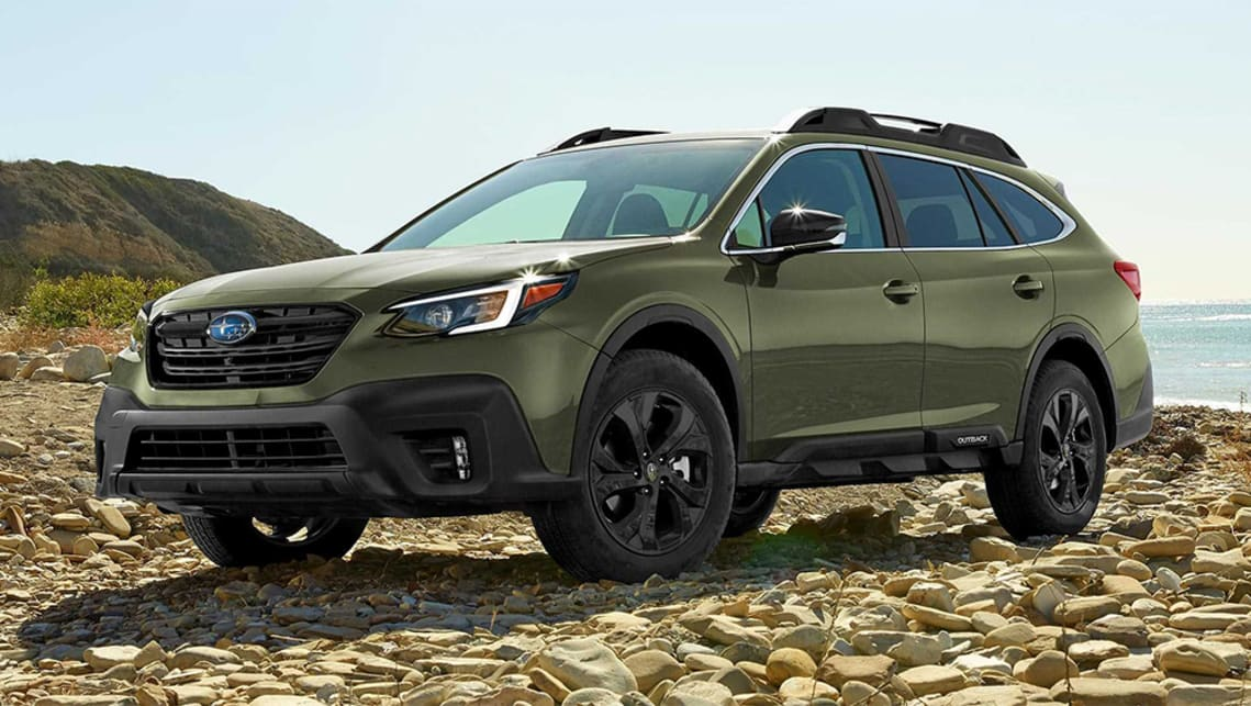 2020 Subaru Outback Hybrid Specs And Price >> Subaru Outback 2020 More Tech More Turbo For All New Model