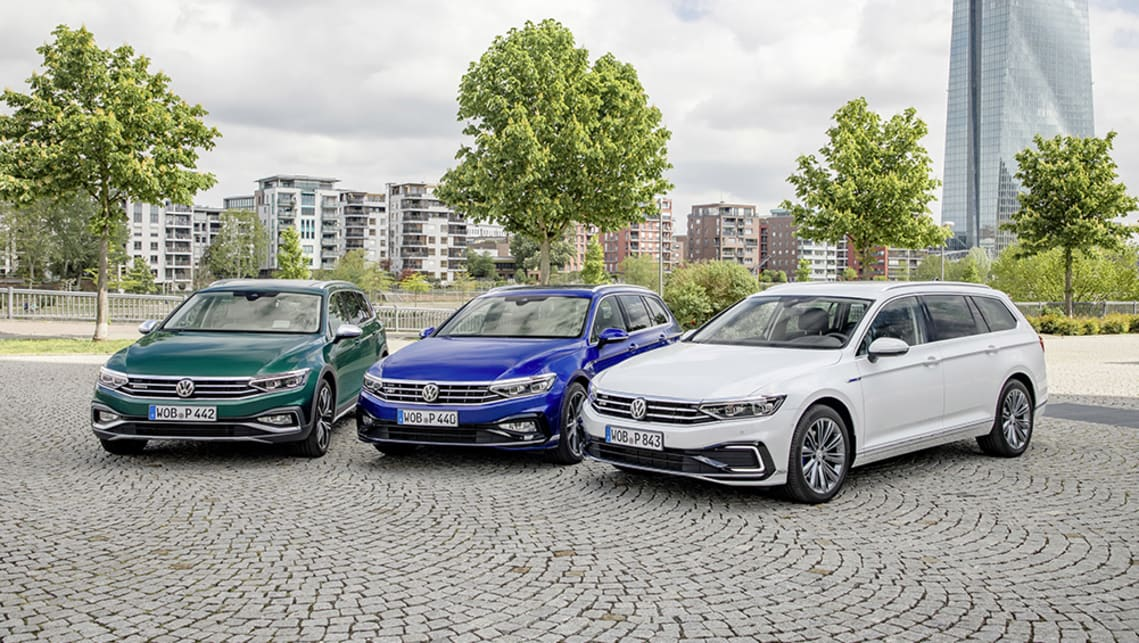 New Vw Passat 2020 Pricing And Specs Detailed Fresh Engine And Improved Spec For Germany S Mazda 6 Rival Car News Carsguide