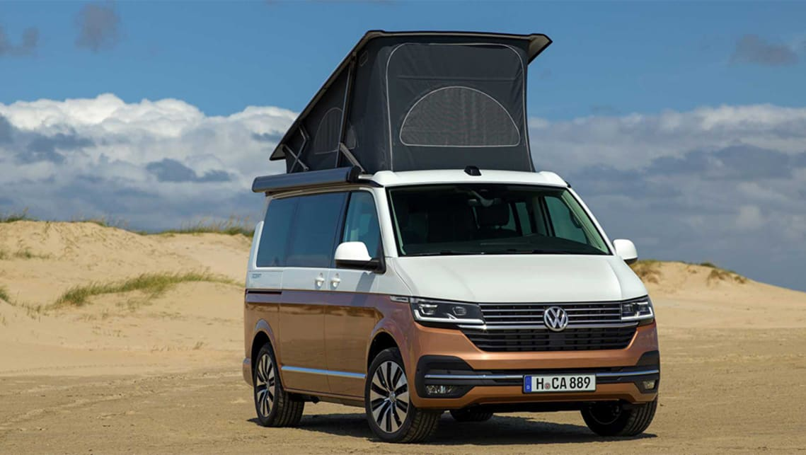 Vw California Camper Van Still On The Cards Australia After Caddy Beach Axed Car News Carsguide