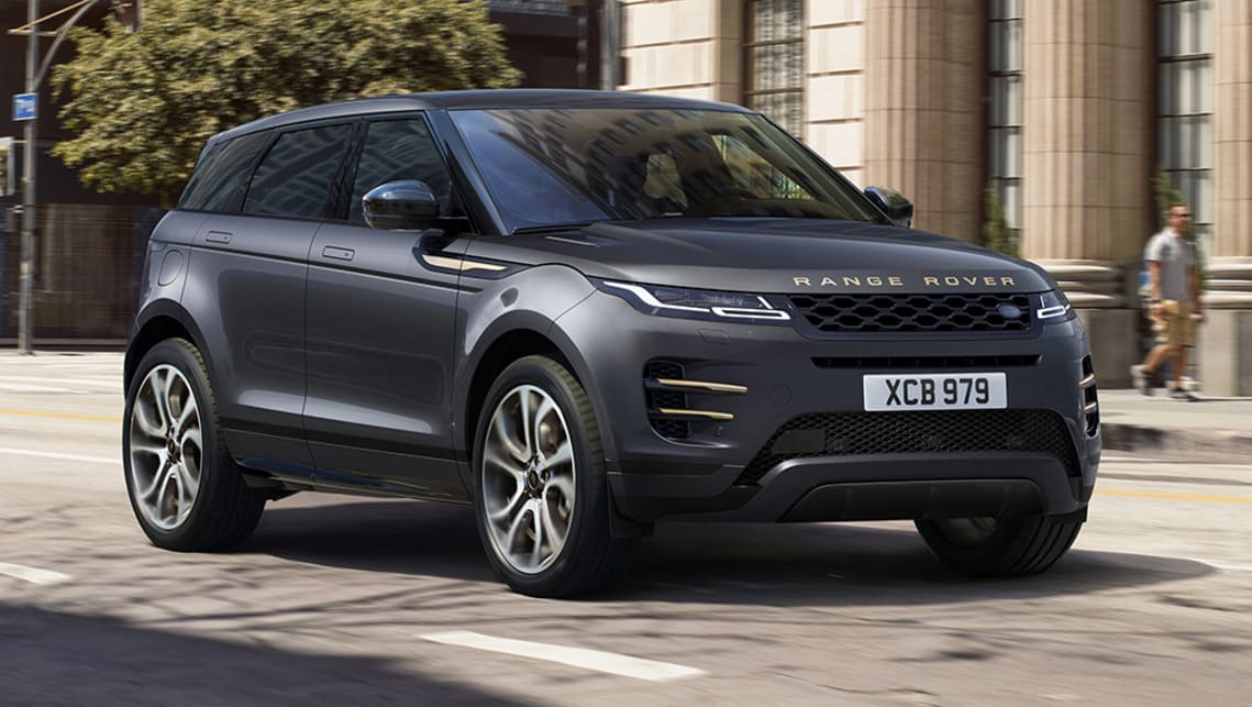 New Range Rover Evoque 2021 Pricing And Spec Detailed Refreshed Luxury Suv Range Slimmed Down To Take On Volvo Xc60 And Bmw X3 Car News Carsguide