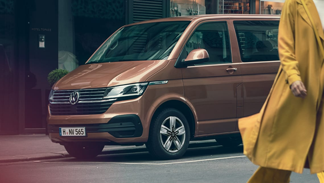 New VW Multivan, Caravelle 2021 pricing and specs detailed ...