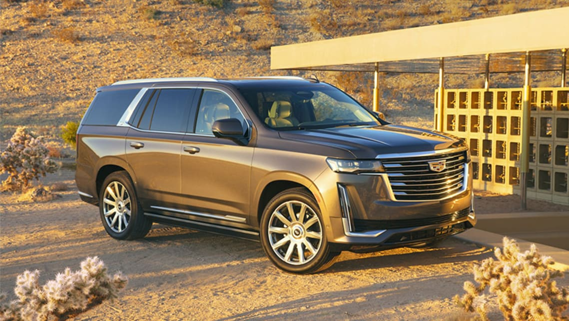 American Invasion From Cadillac Escalade To Gmc Hummer Ev These Are The Five New Cars That Should Be At The Top Of Gmsv S Hit List For Australia Car News Carsguide