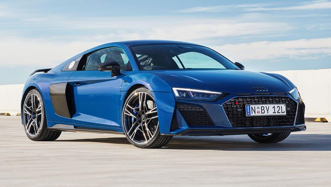New Audi R8 2020 Pricing And Spec Detailed Australia S Cheapest V10 Arrives In July Car News Carsguide