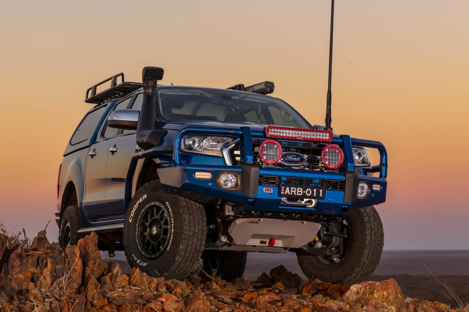 The Best Canopies For Your Ford Ranger Carsguide