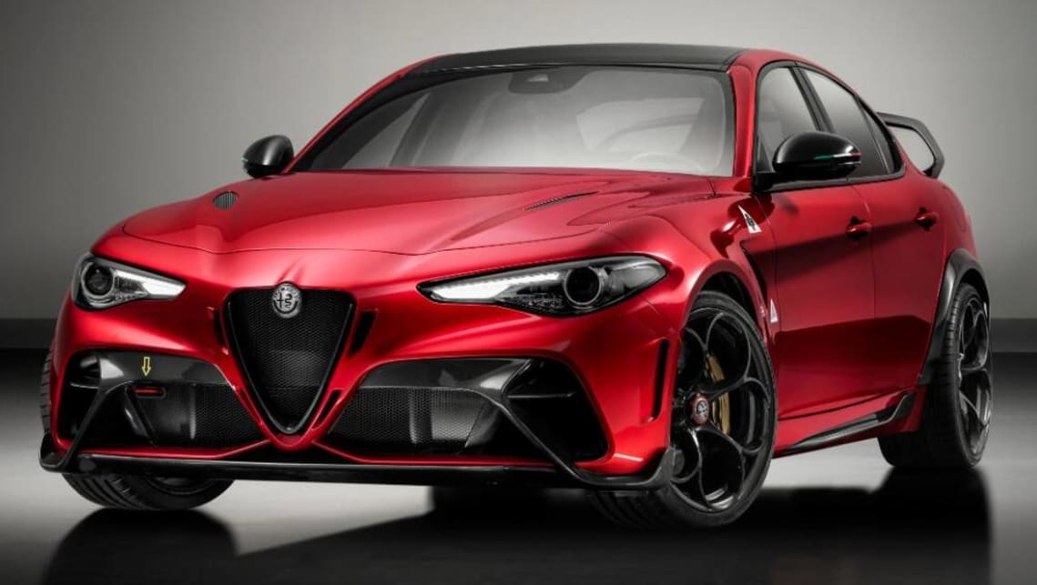 New Alfa Romeo Giulia GTA 2020 detailed: Mercedes-AMG C63