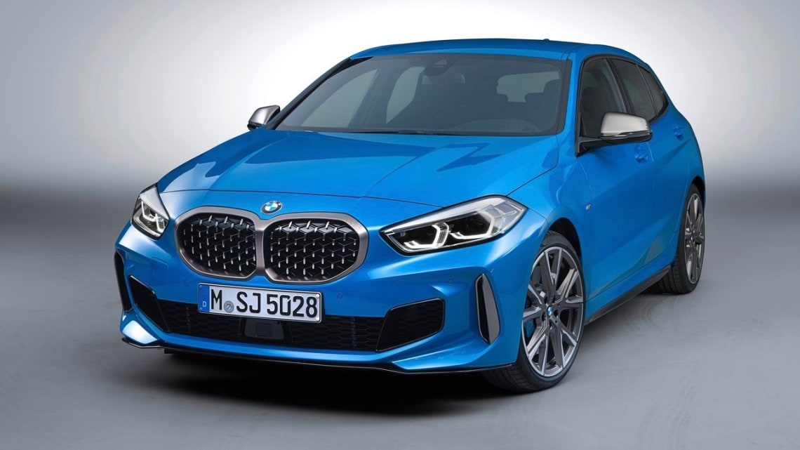 Bmw 1 Series 2020 Revealed Baby Beemer Goes Front Drive