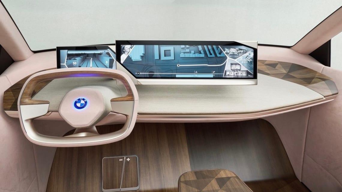 BMW interior design set for autonomous upheaval   CarsGuide