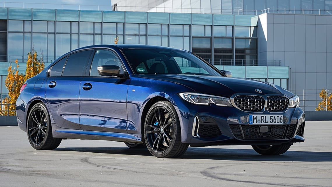 New Bmw M340i Pure 2020 Pricing And Spec Detailed Baby M3 Dips Below 95 000 Car News Carsguide