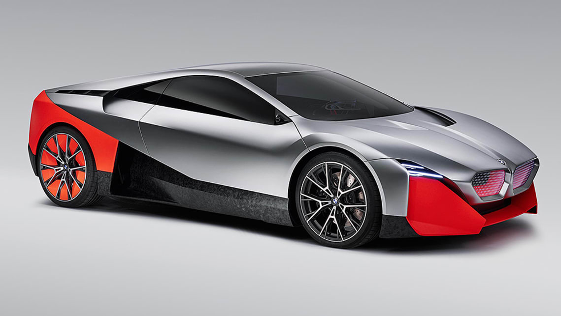 Bmw Vision M Next Concept Revealed Car News Carsguide