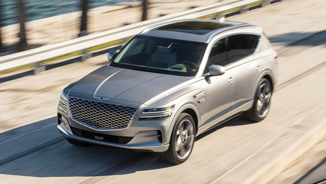 Is It Time To Take Genesis Seriously Why The Arrival Of Its All New Gv80 Suv Could Be The Turning Point For Hyundai S Luxury Brand Car News Carsguide