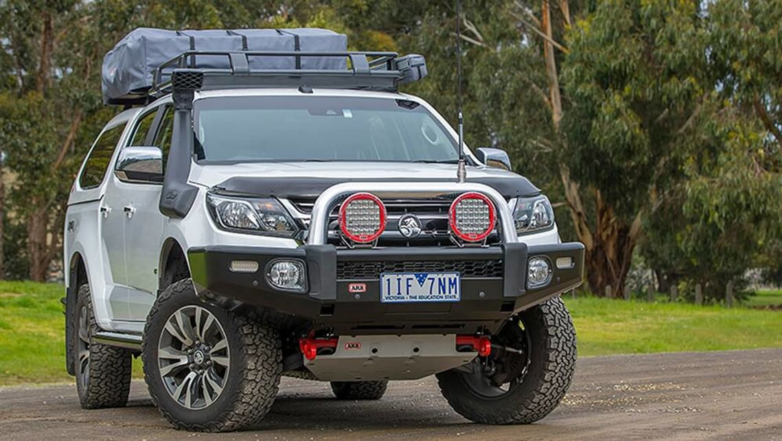 Holden Colorado Accessories: MUST READ Before Purchasing ...