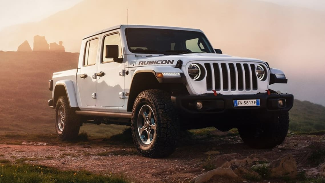 New Jeep Gladiator Dual Cab Ute To Skip Diesel And Hybrid In