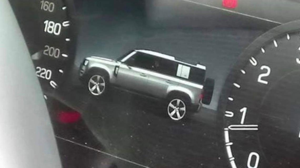 2020 Land Rover Defender Release Date >> Land Rover Defender 2020 Exterior Leaked Car News Carsguide