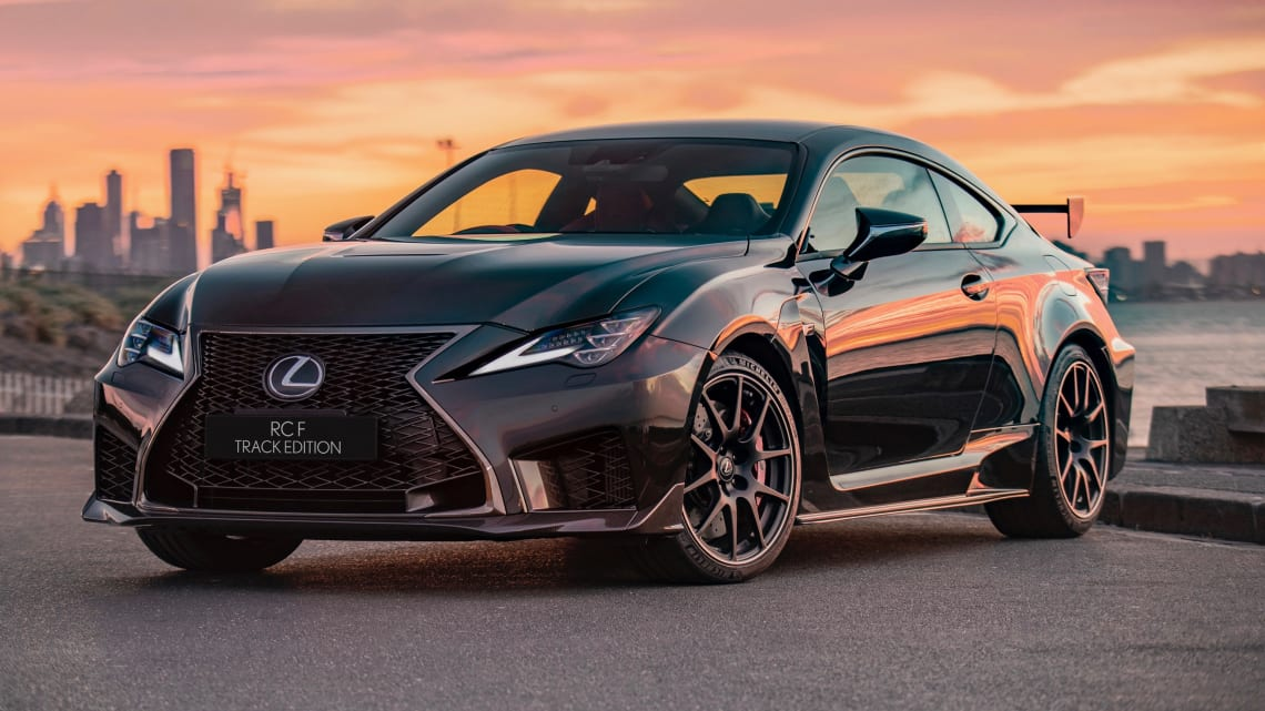 lexus rc f track edition track warrior on sale in