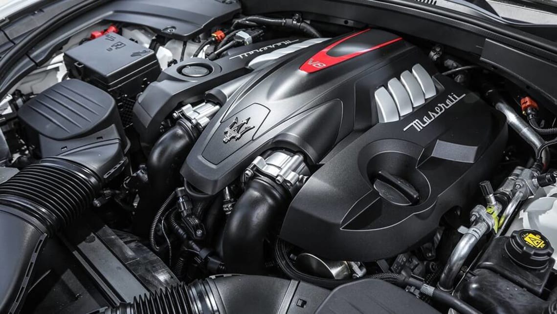 Say goodbye to the iconic Maserati V8 growl - Car News | CarsGuide
